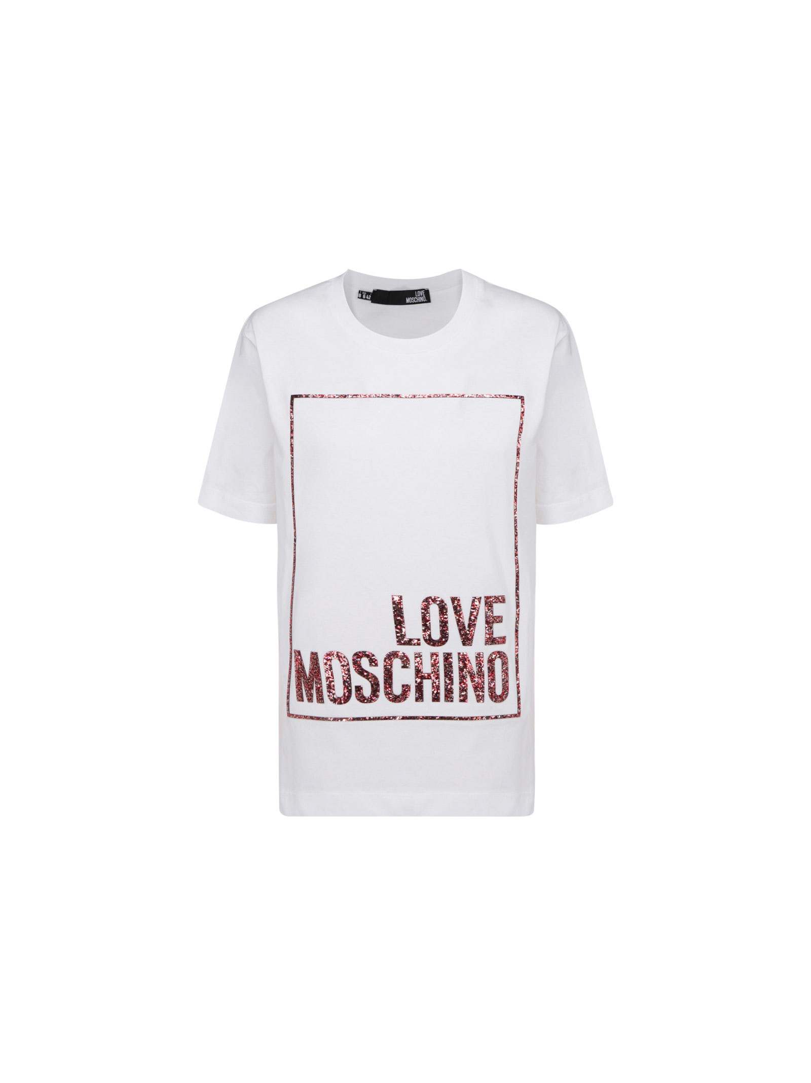 Love Moschino Cottons MOSCHINO LOVE T-SHIRT