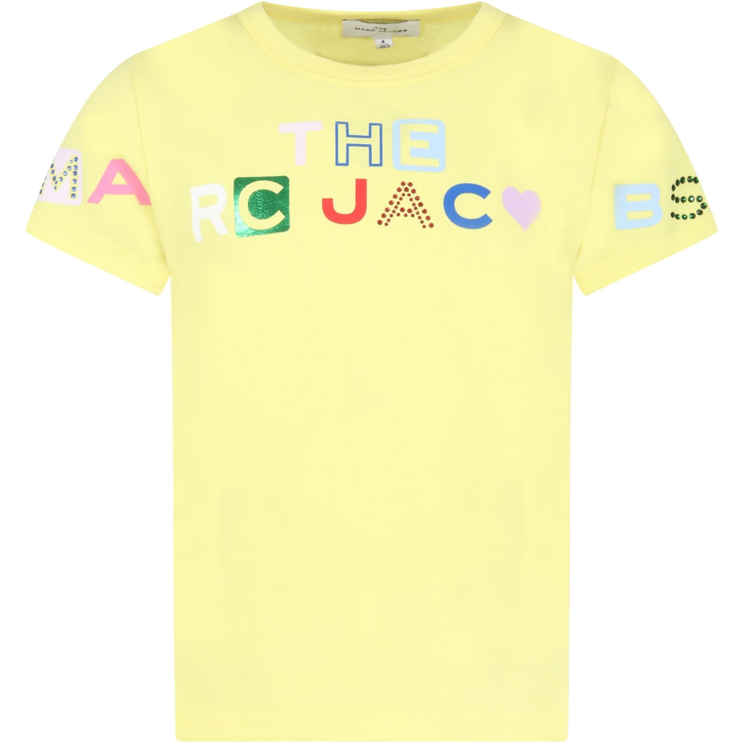 Neon Yellow For Girl With Logo