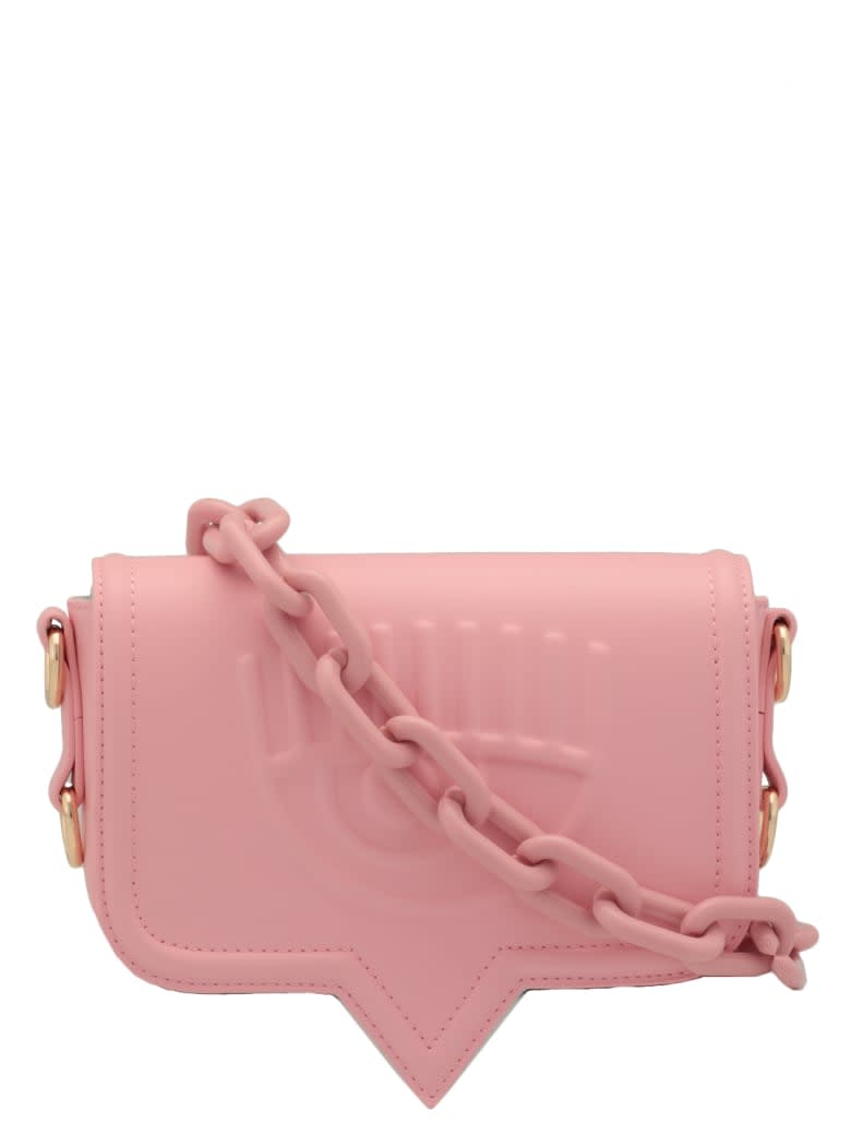 Chiara Ferragni Bags SMALL EYELIKE BAG