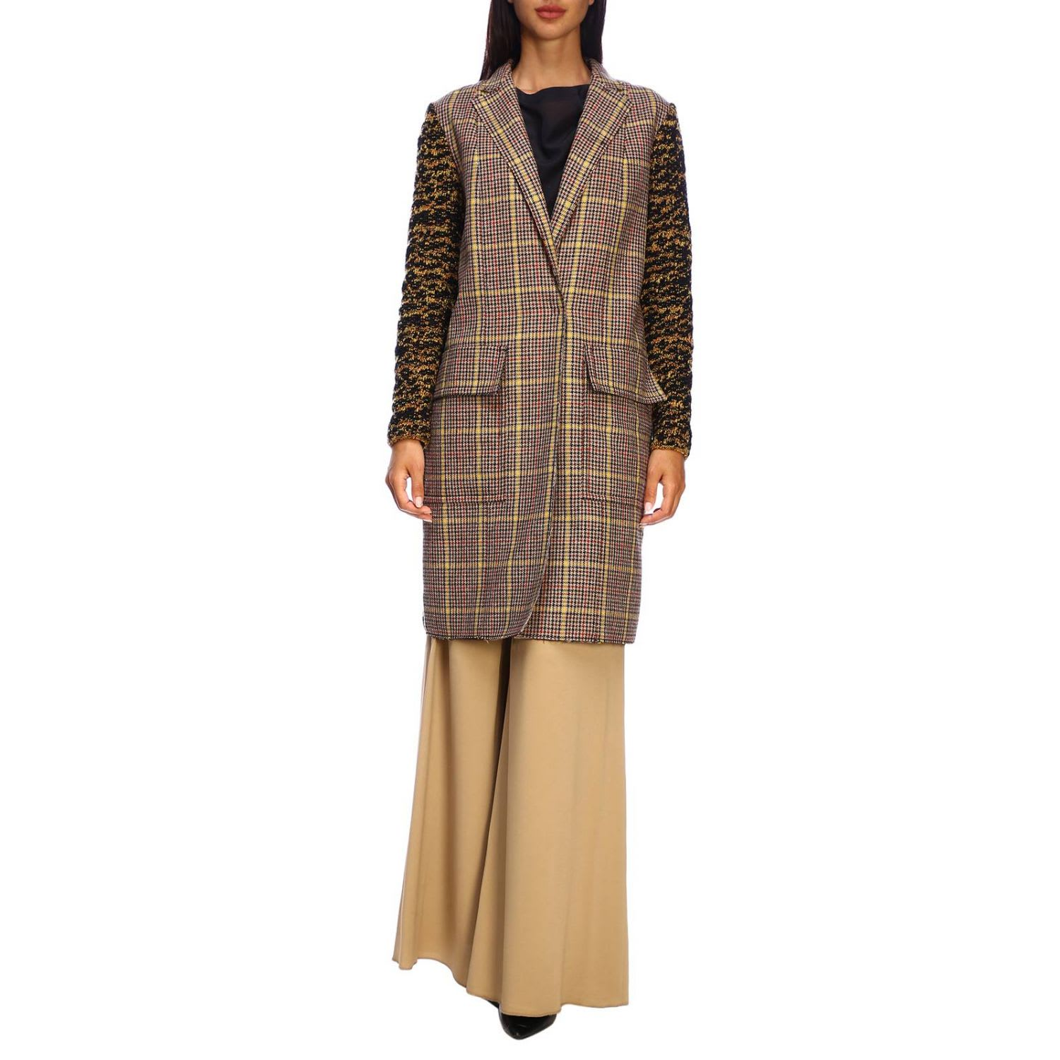M Missoni Coat Coat Women M Missoni