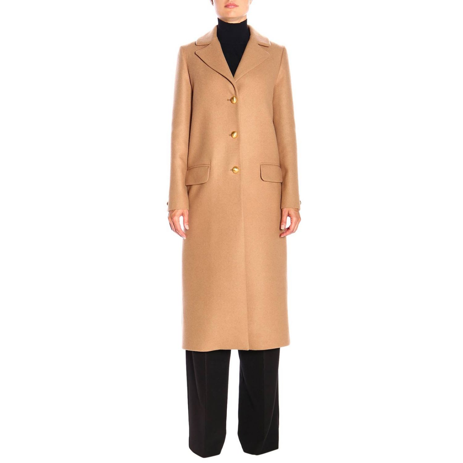 Be Blumarine Coat Coat Women Be Blumarine