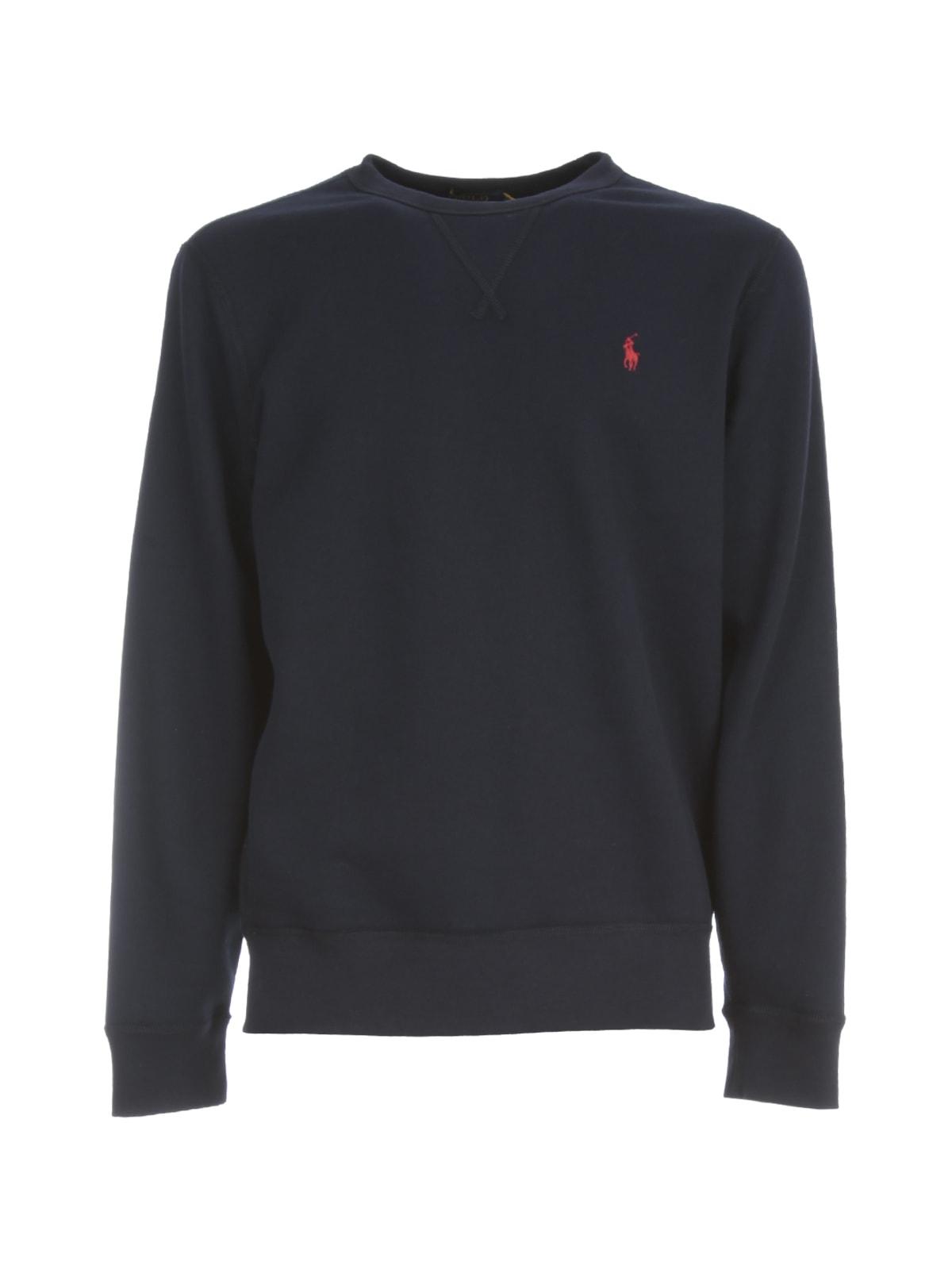 Polo Ralph Lauren Rl Fleece Crew Neck Sweatshirt