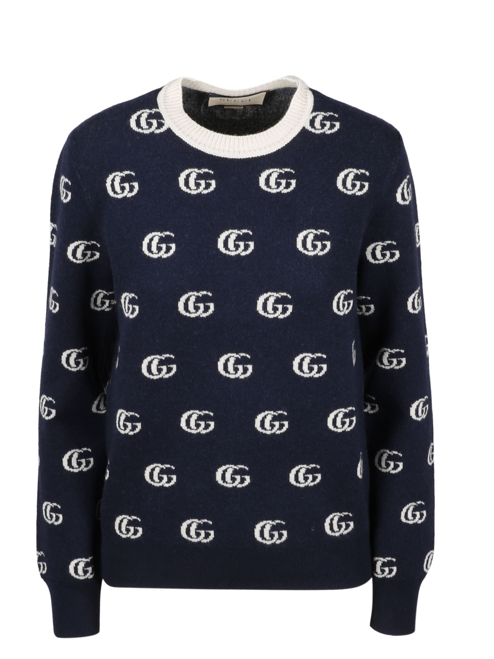 Gucci Clothing GG PULLOVER