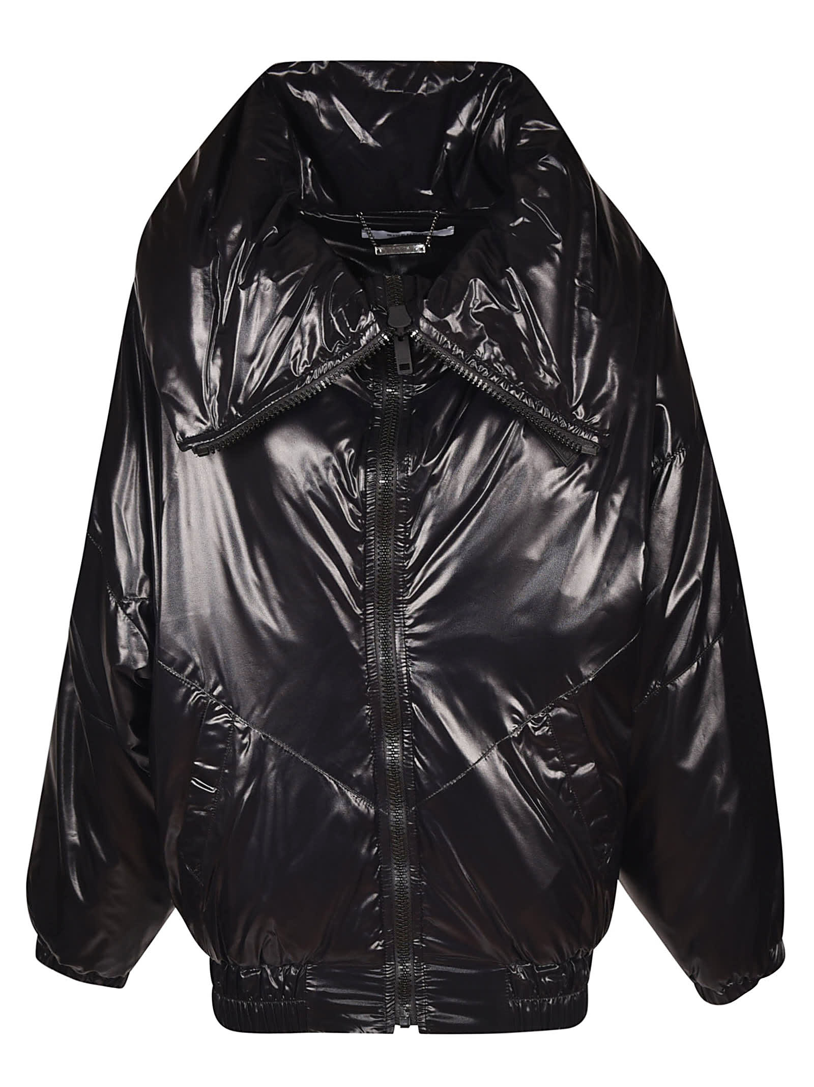 Givenchy Logo Print Padded Jacket
