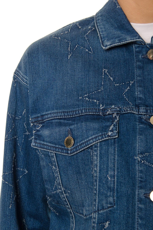 Stella McCartney Boyfriend Denim Jacket