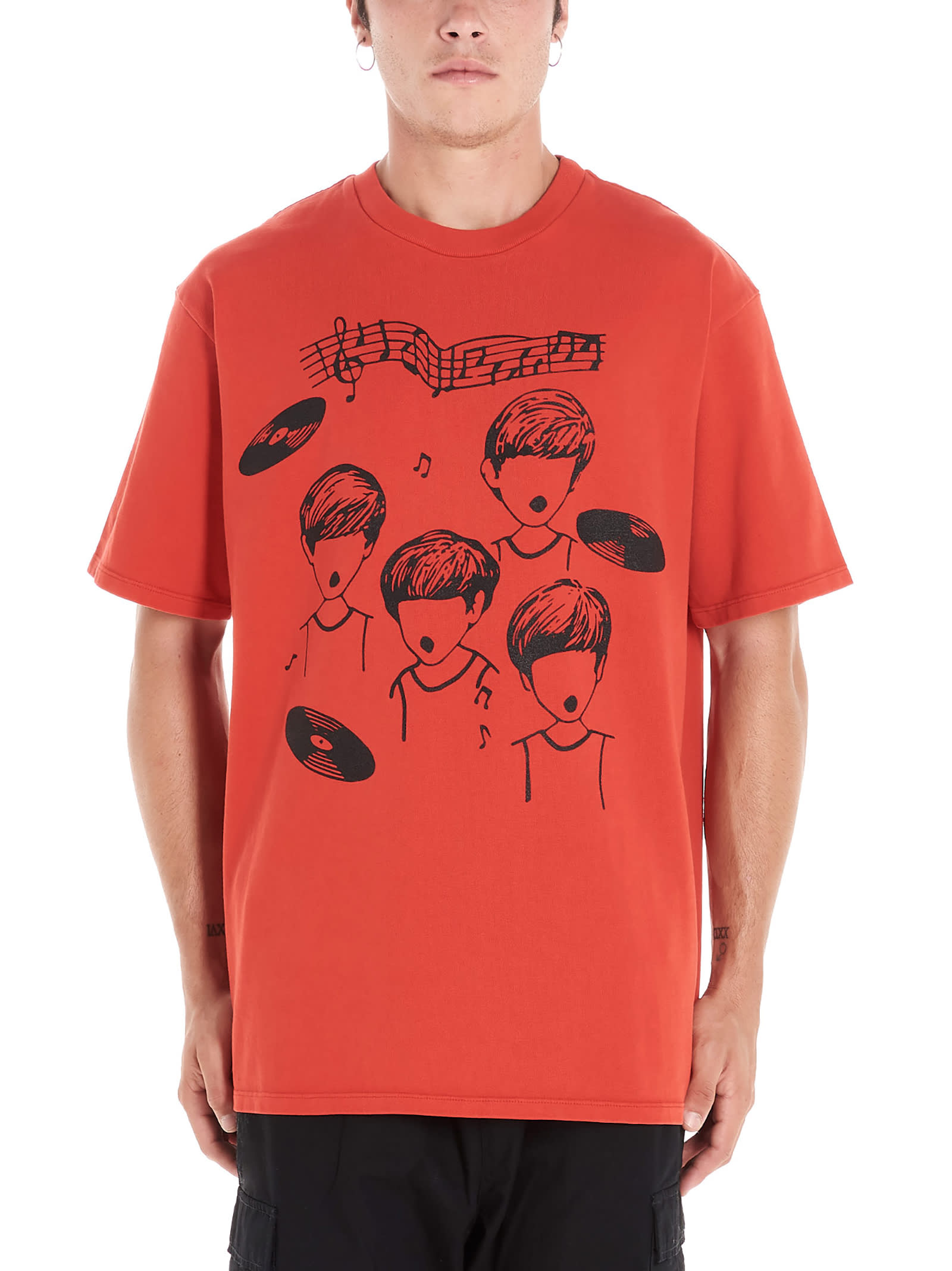 the Sound Band T-shirt