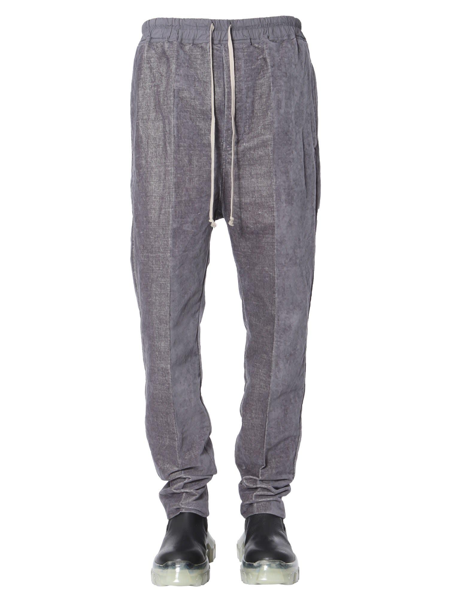 Rick Owens Velvet Pants