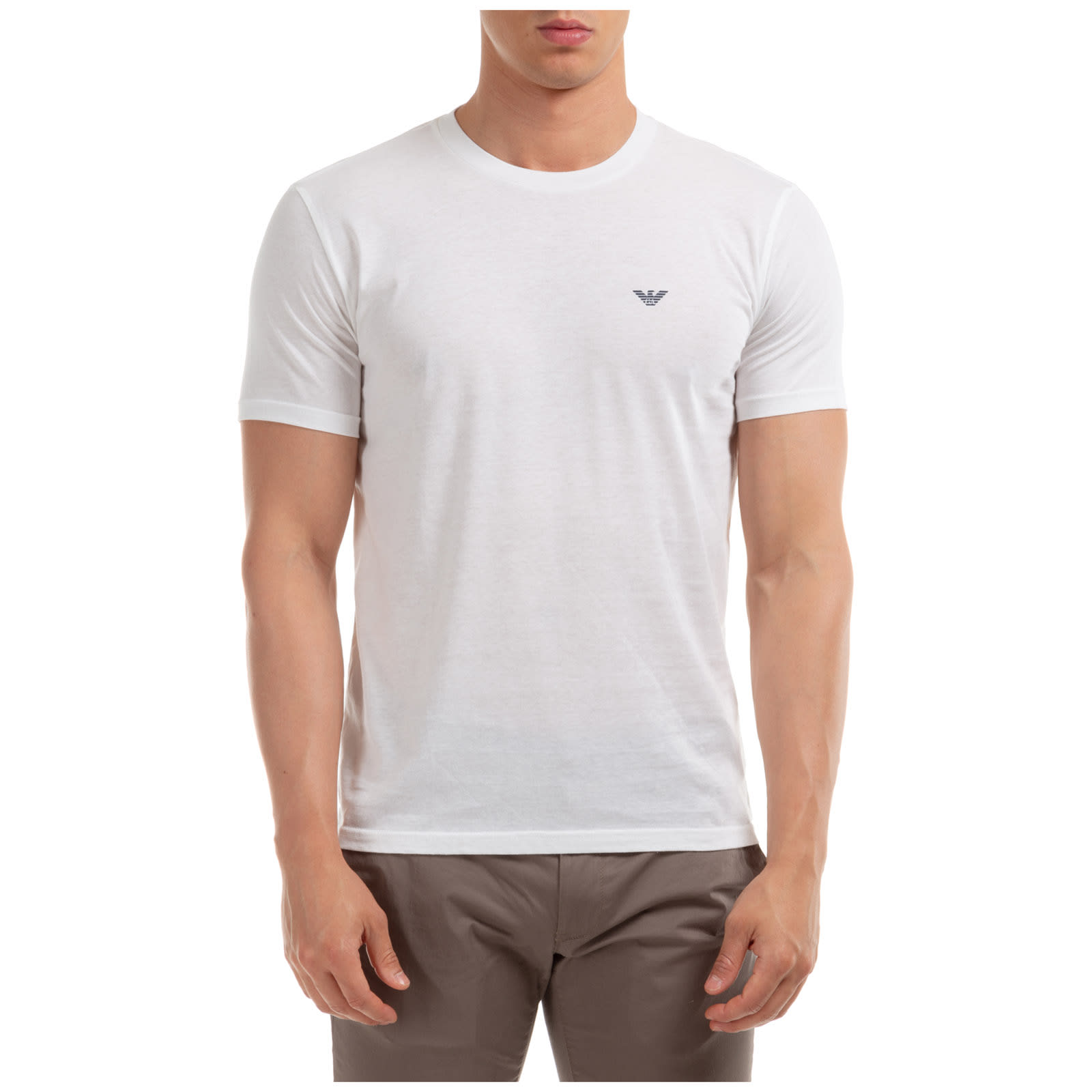 Emporio Armani Pictorial Wings T-shirt