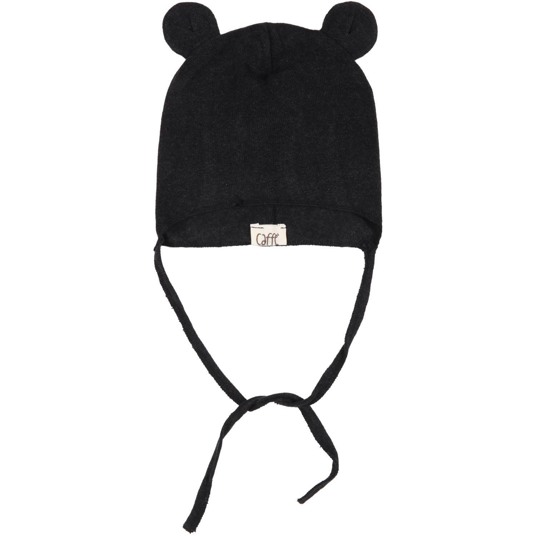 Caffe dOrzo Black anita Hat For Babykids