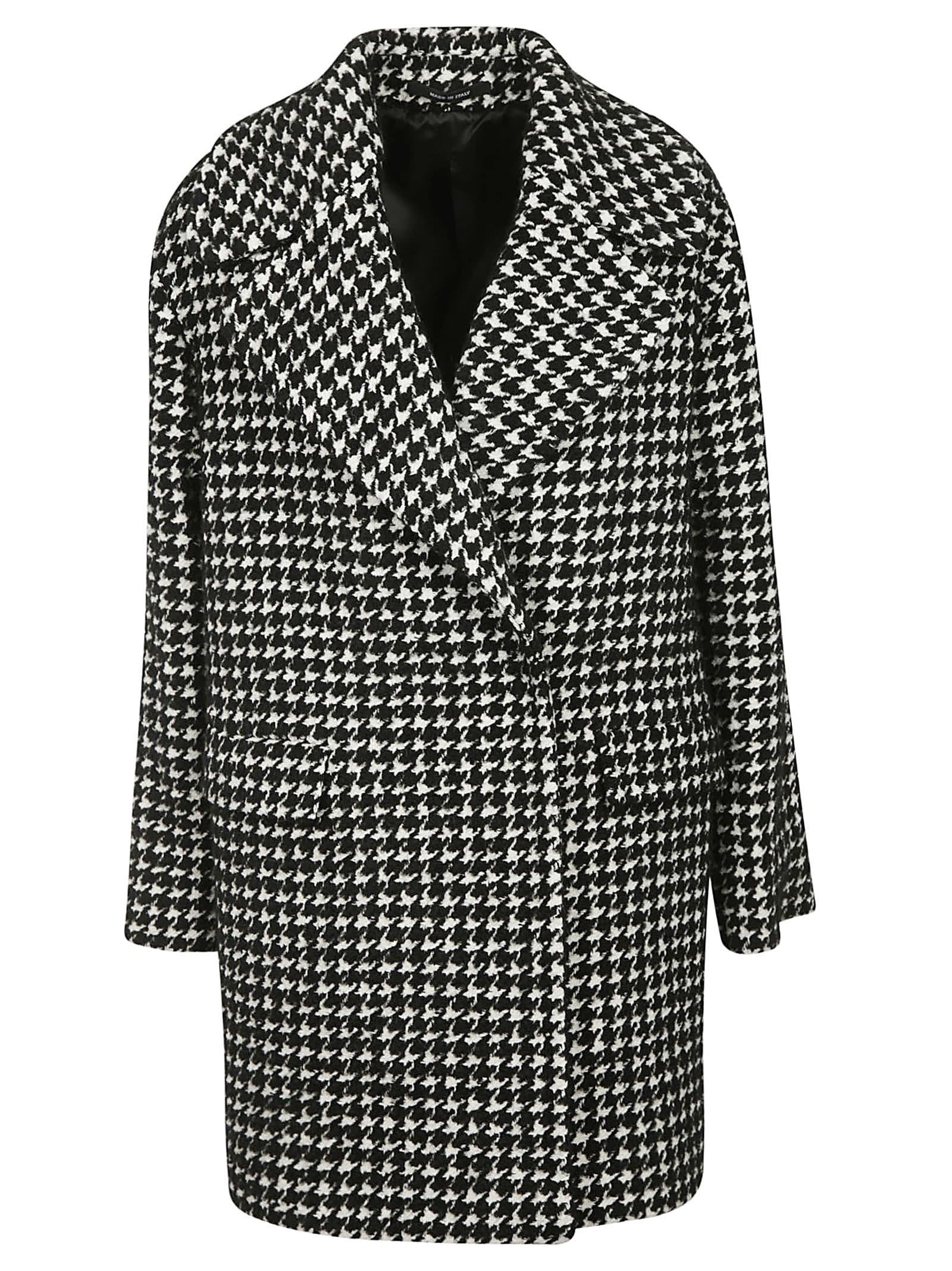 Tagliatore Patterned Coat