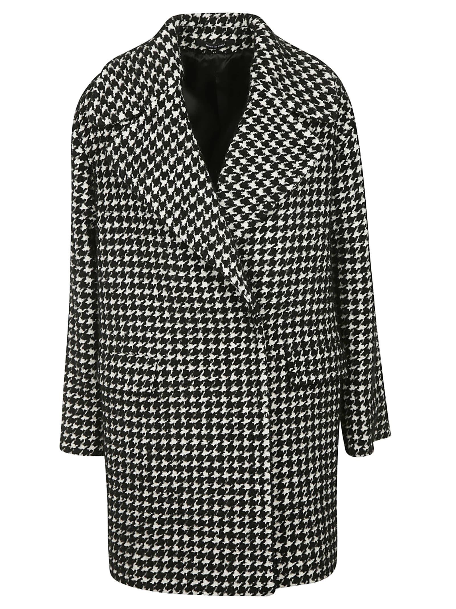 Tagliatore Patterned Coat