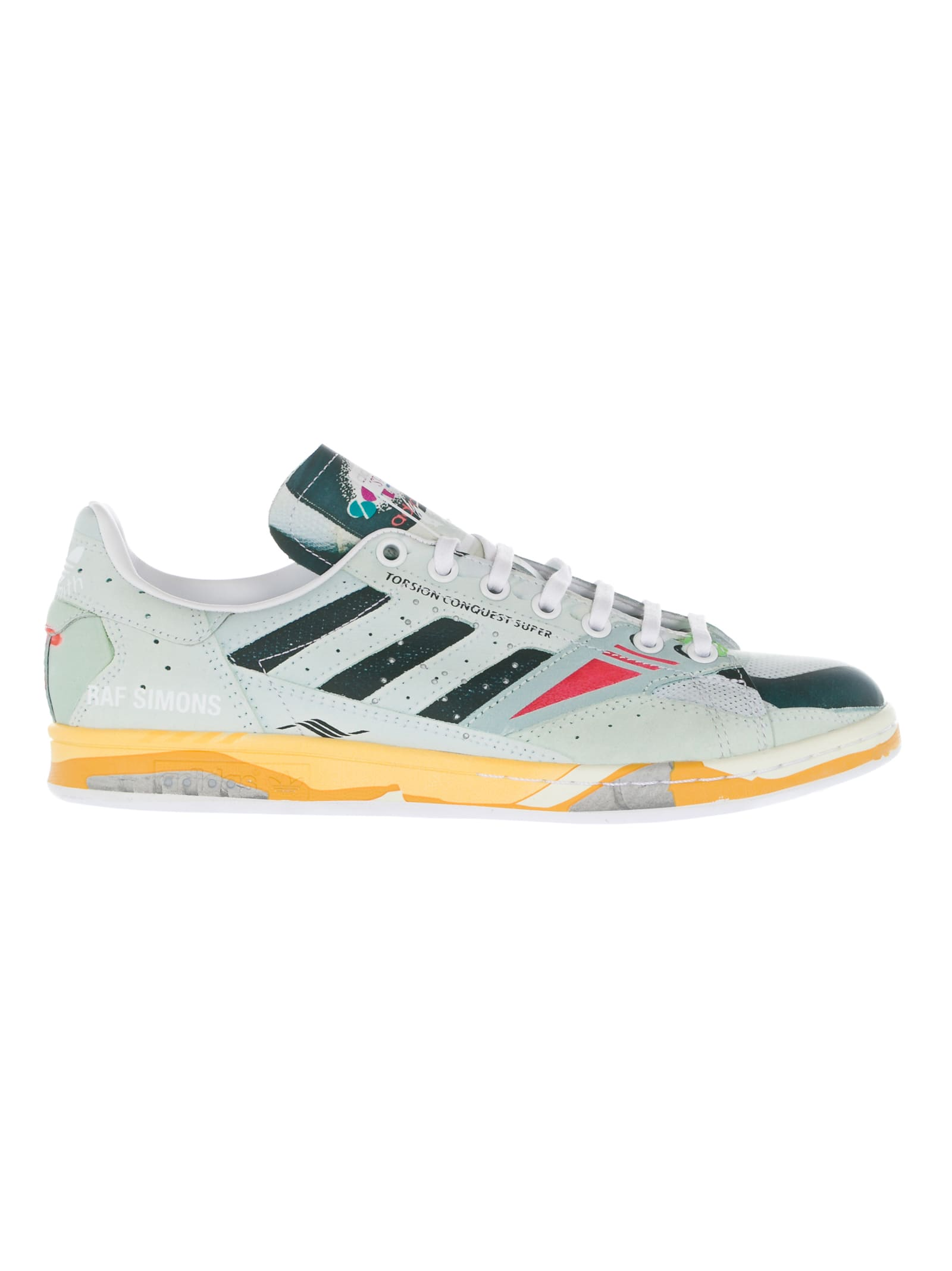 online retailer 1ed37 0dcfd Best price on the market at italist | Adidas By Raf Simons Adidas By Raf  Simons Torsion Stan Smith Sneakers