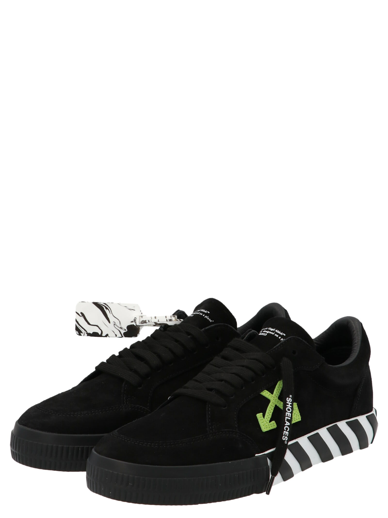 Off-White LOW VULCANIZED SHOES