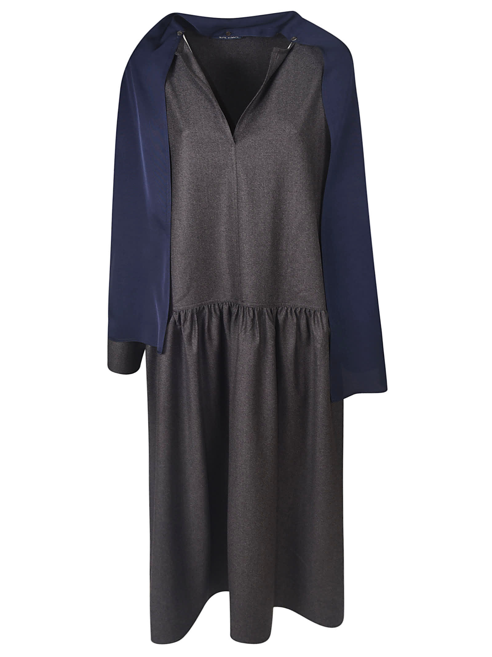 Sofie dHoore V-neck Scarfed Dress