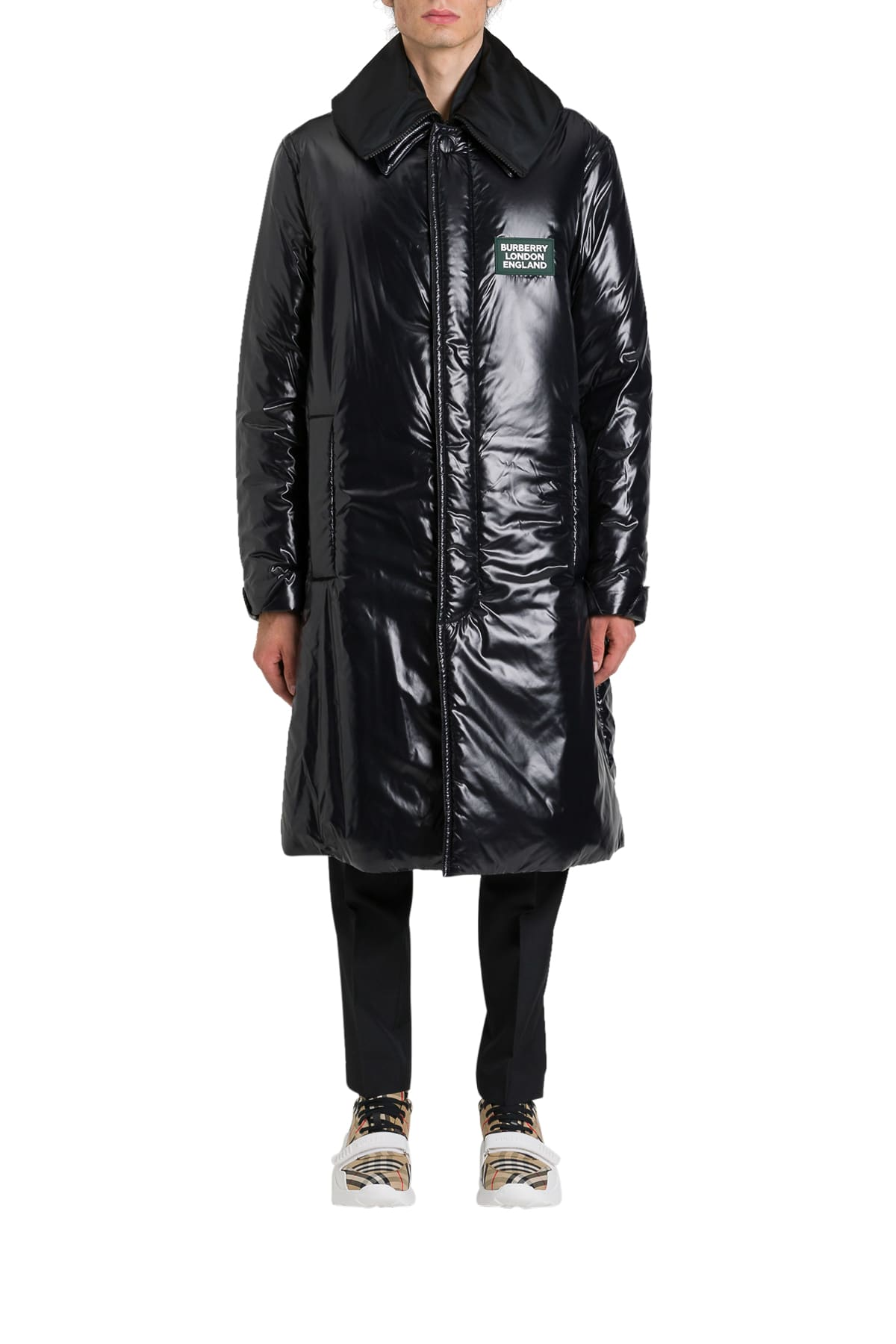 hot sale clearance prices really comfortable Burberry Burberry Padded Coat - Nero - 11119405 | italist