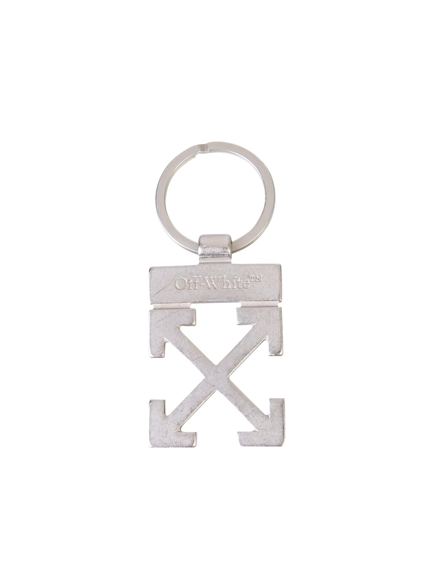 Off-White Branded Keychain