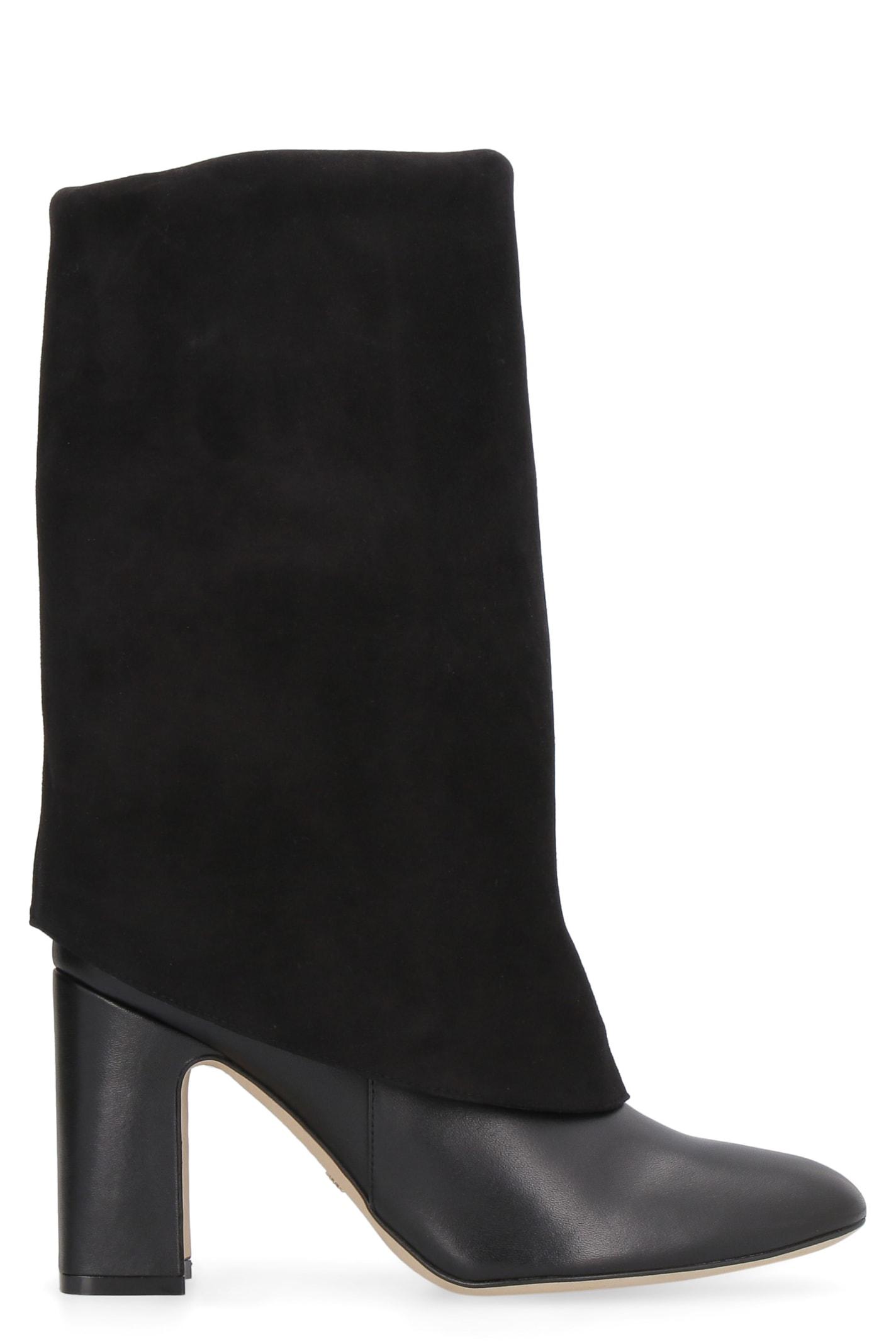 Stuart Weitzman Lucinda Leather Boots