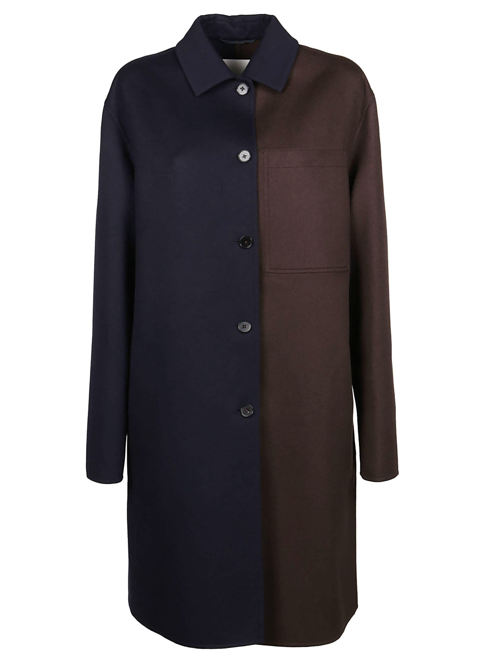 Jil Sander Cappotto Lake Db Mc