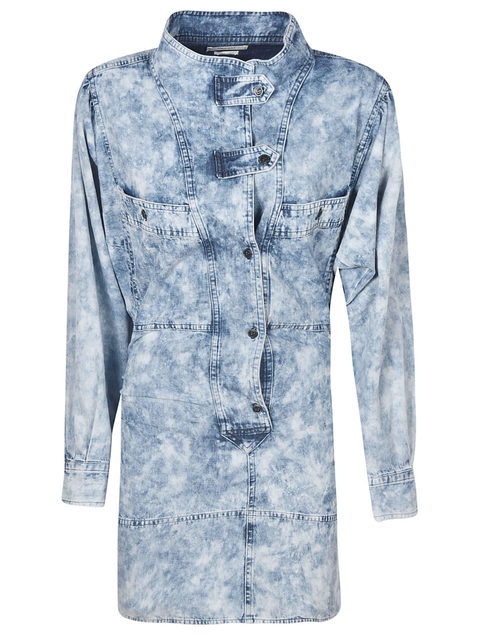 Buy Isabel Marant Étoile Inaroa Dress online, shop Isabel Marant Étoile with free shipping