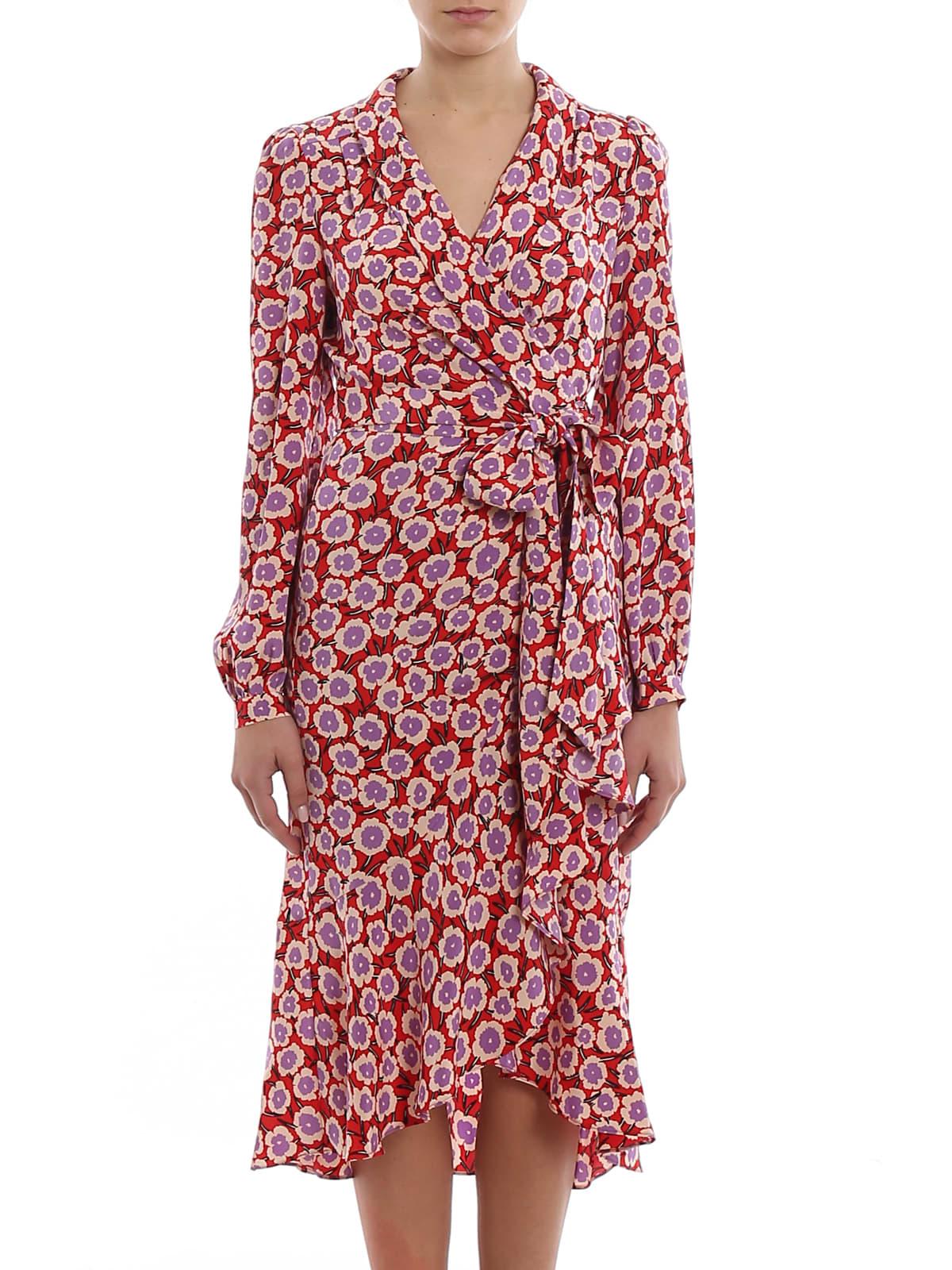 Buy Diane Von Furstenberg - Carla Two Dress online, shop Diane Von Furstenberg with free shipping
