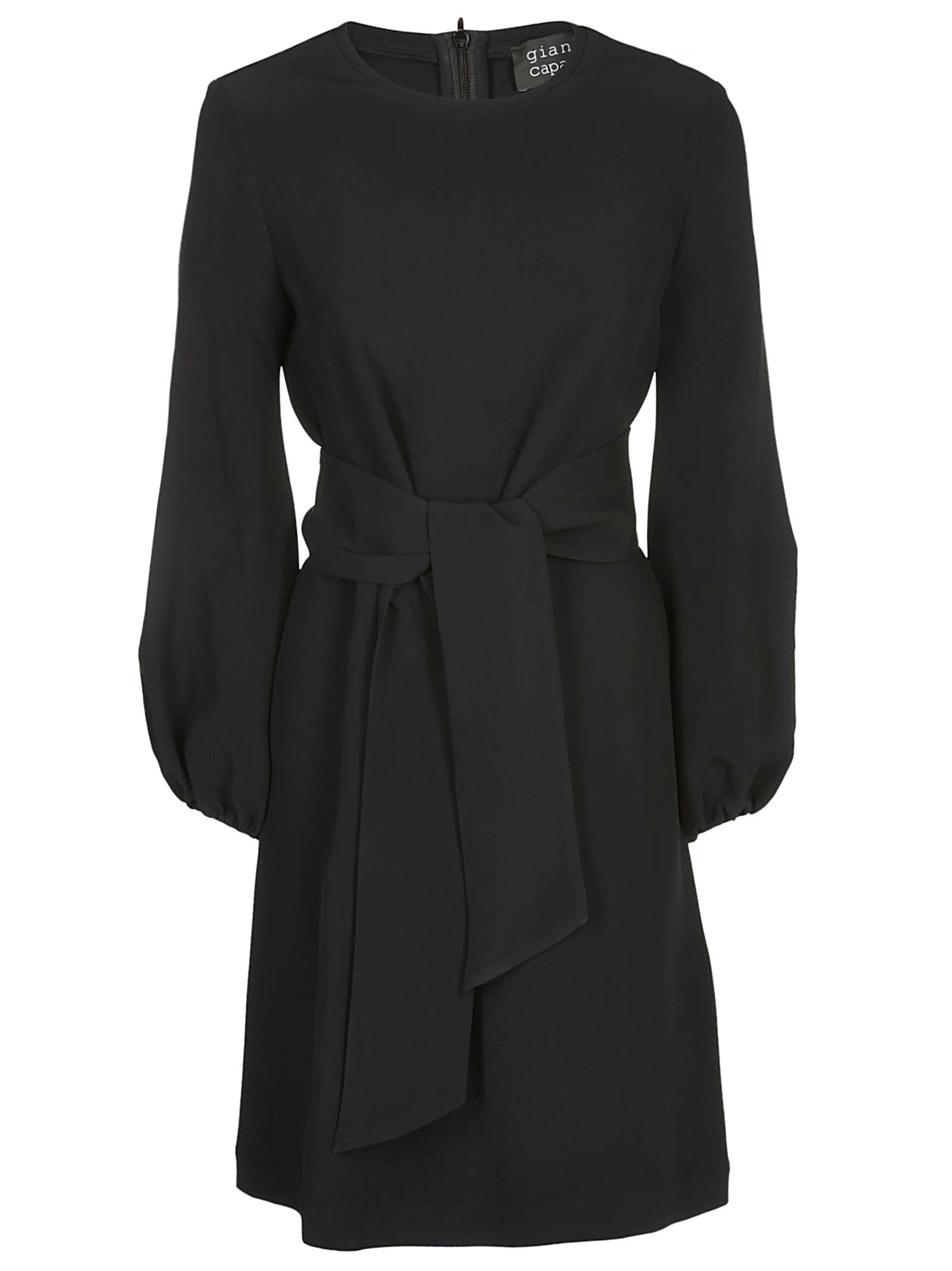 Buy Gianluca Capannolo Flared Sleeves Dress online, shop Gianluca Capannolo with free shipping