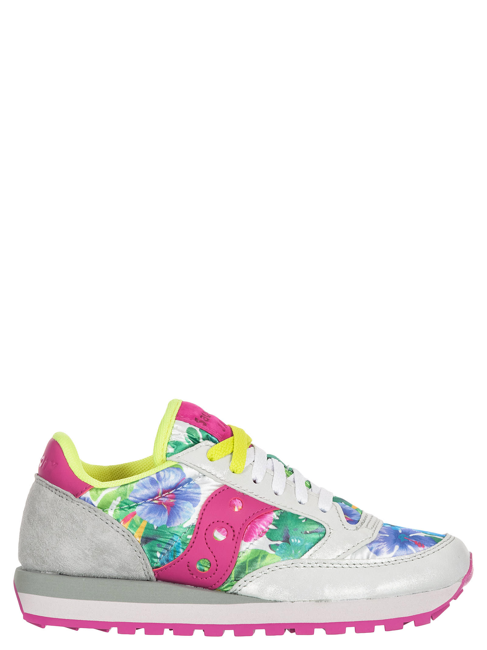 sports shoes 8ec46 bc994 Saucony Jazz Floral Sneakers
