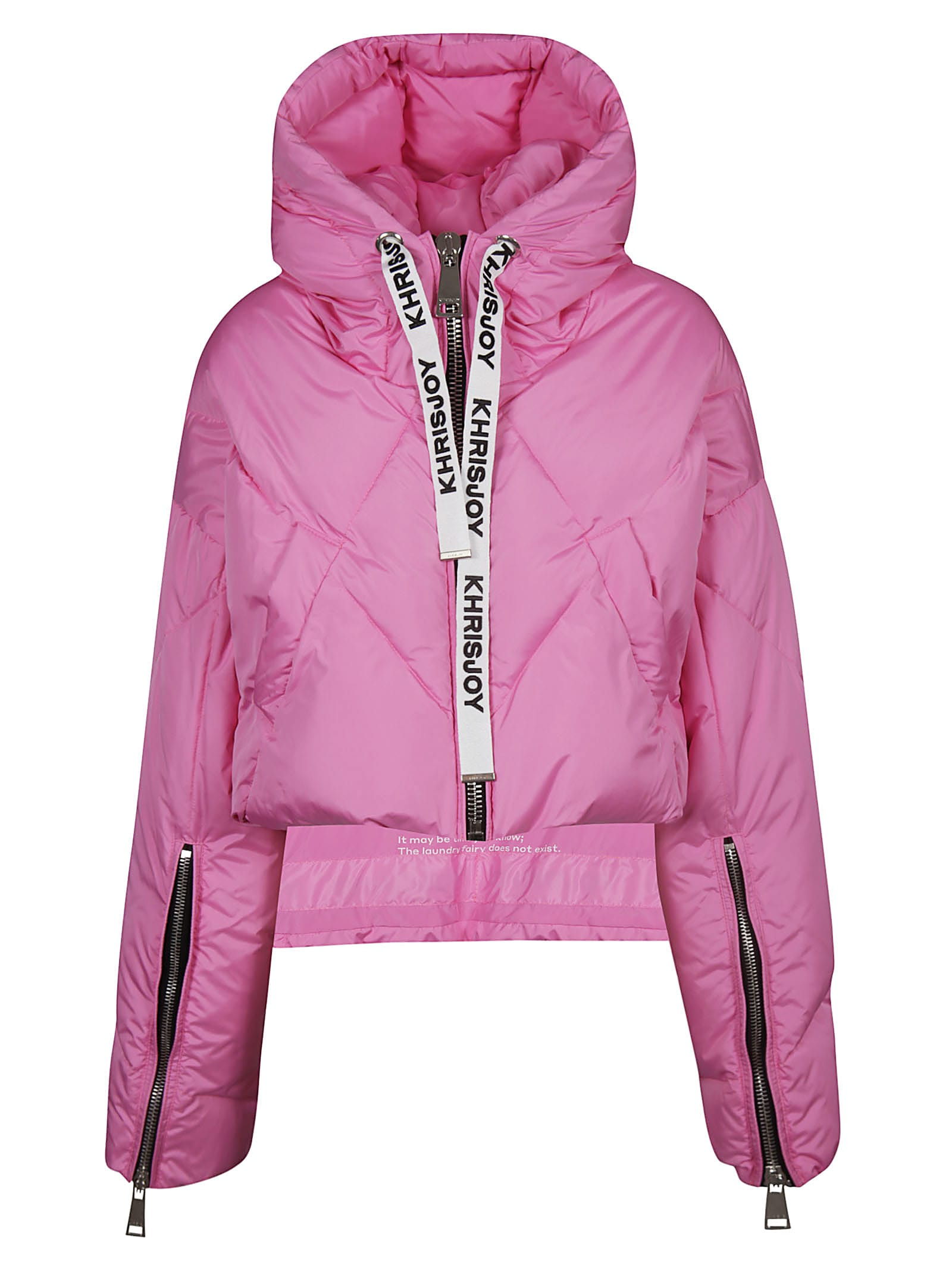 Khrisjoy Shorty Puffer Jacket