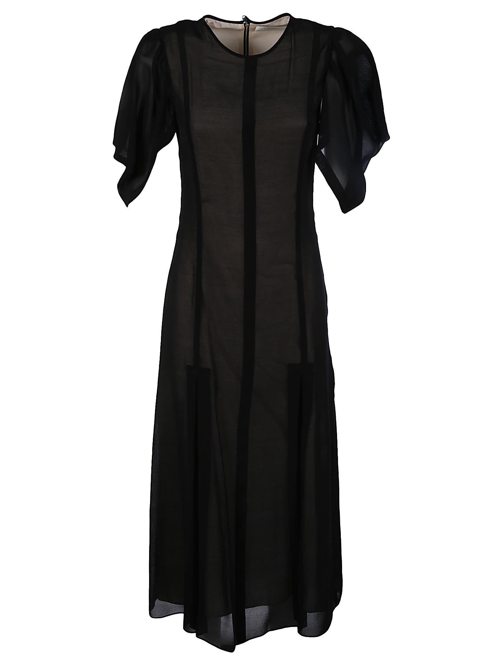 Photo of  Victoria Beckham Wide Sleeve Dress- shop Victoria Beckham  online sales