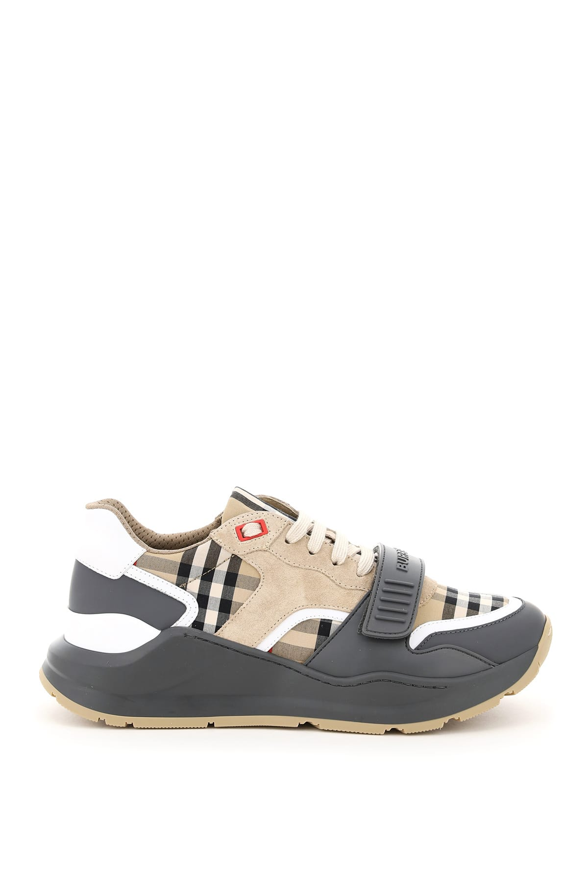 Burberry RAMSEY VINTAGE CHECK SNEAKERS