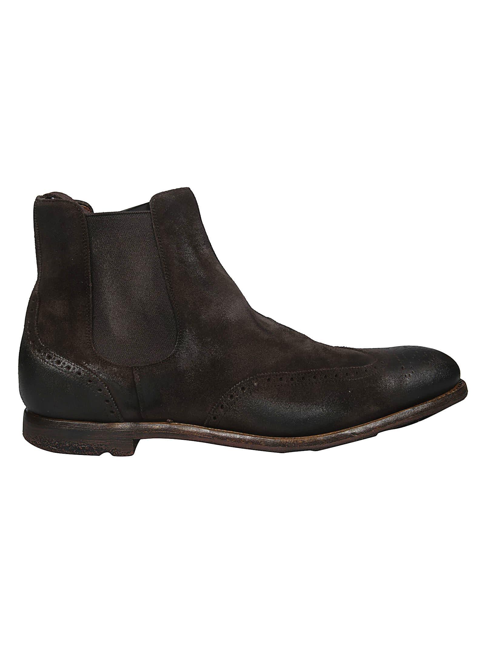 Churchs Vintage Ankle Boots