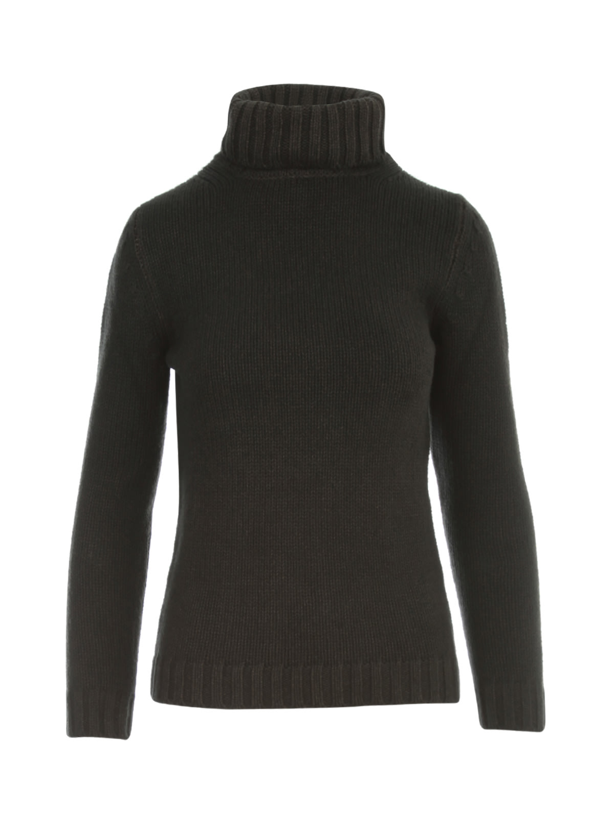 Long Turtle Neck Sweater