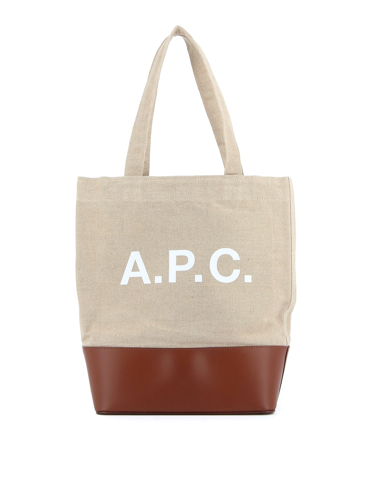 A.p.c. Canvases TOTE AXELLE