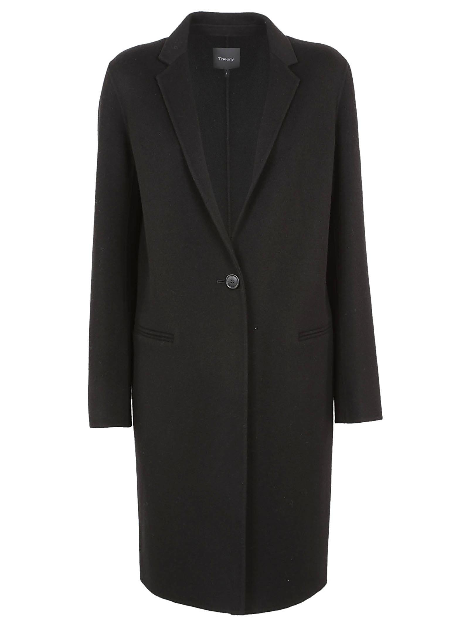 Theory Classic Long Coat