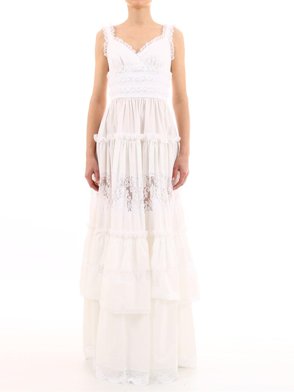 Dolce & Gabbana White Dress