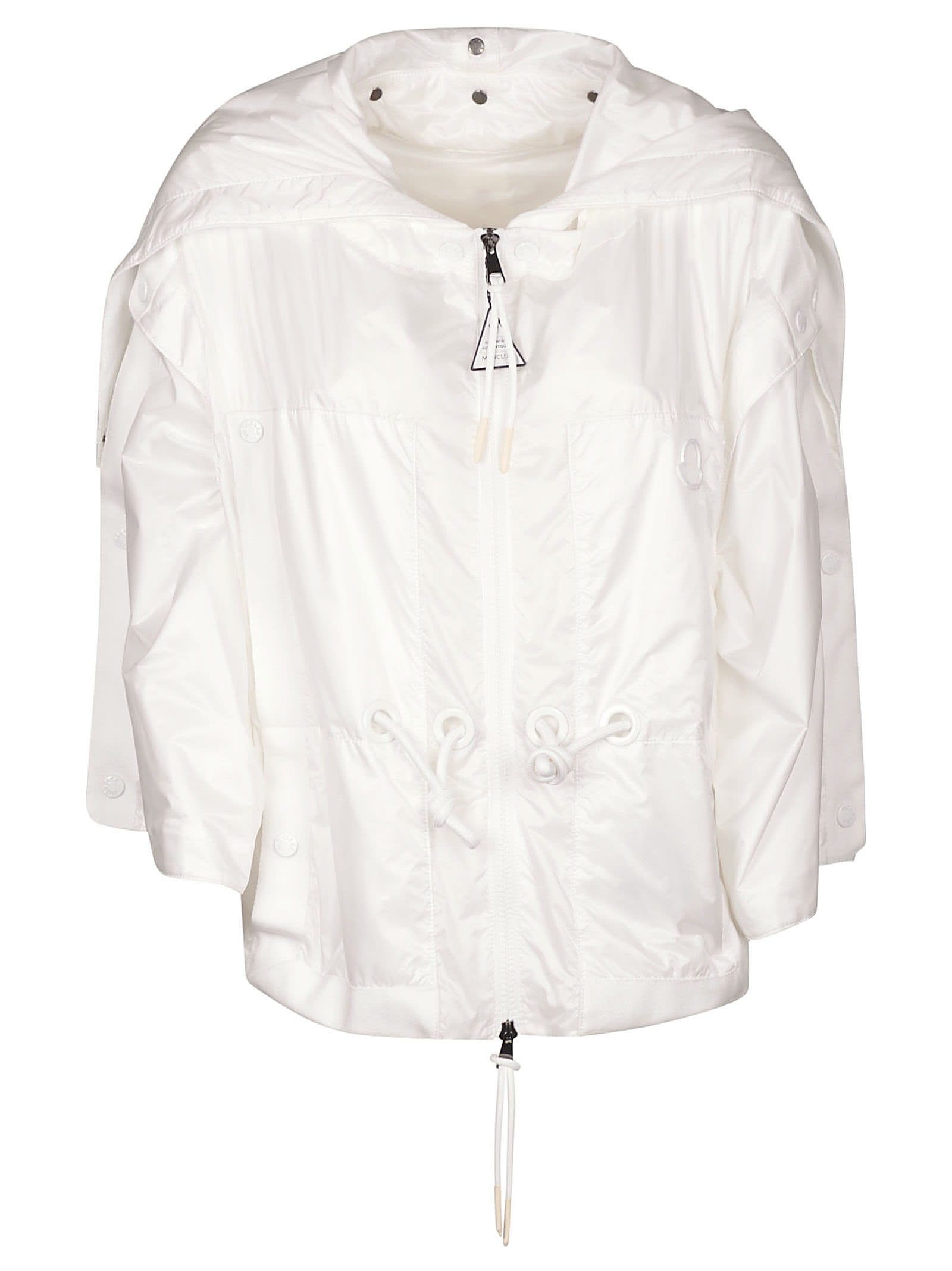 Moncler Dakar Hooded Raincoat