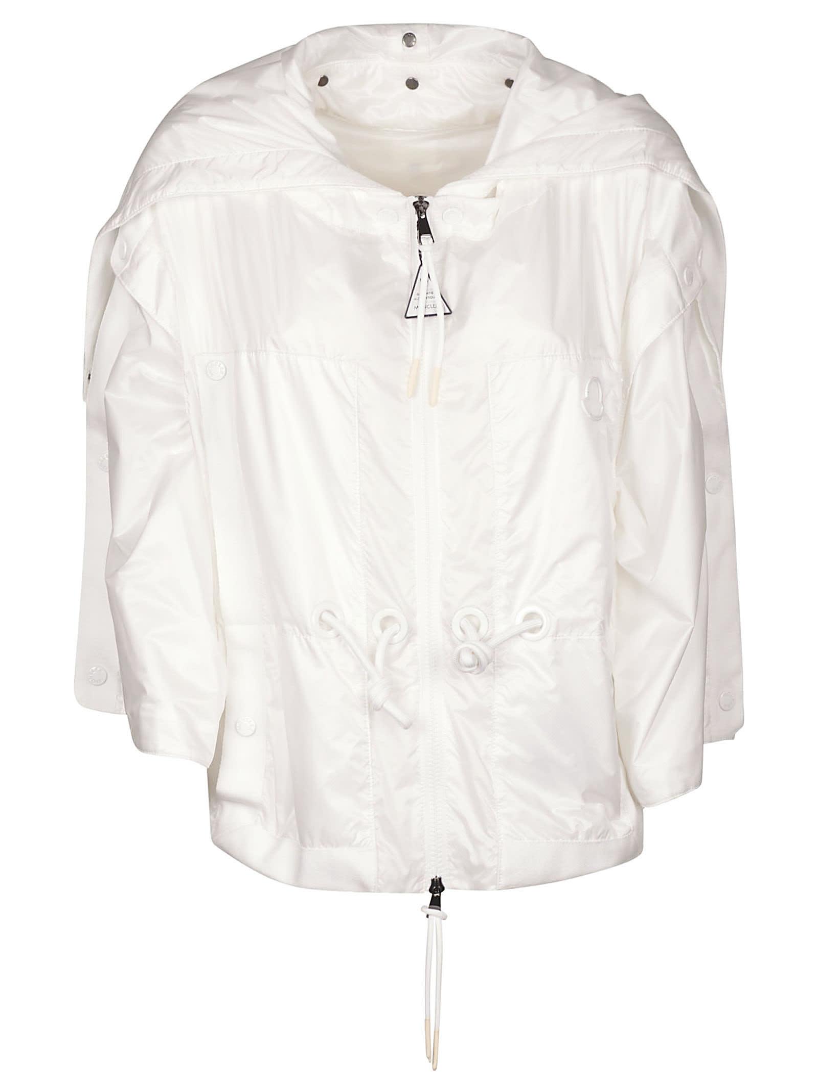 Photo of  Moncler Dakar Hooded Raincoat- shop Moncler jackets online sales