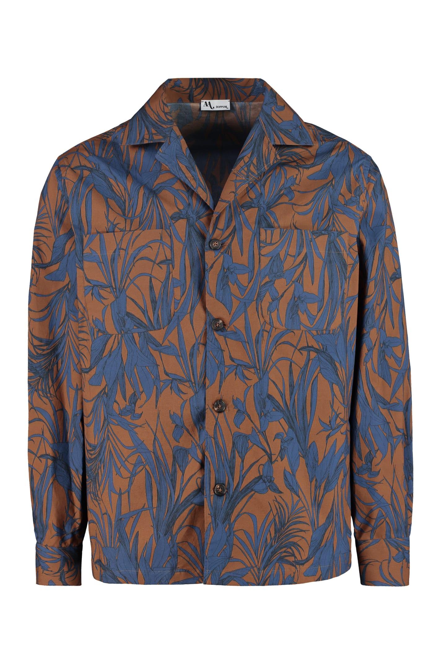 Aabba Cotton Overshirt