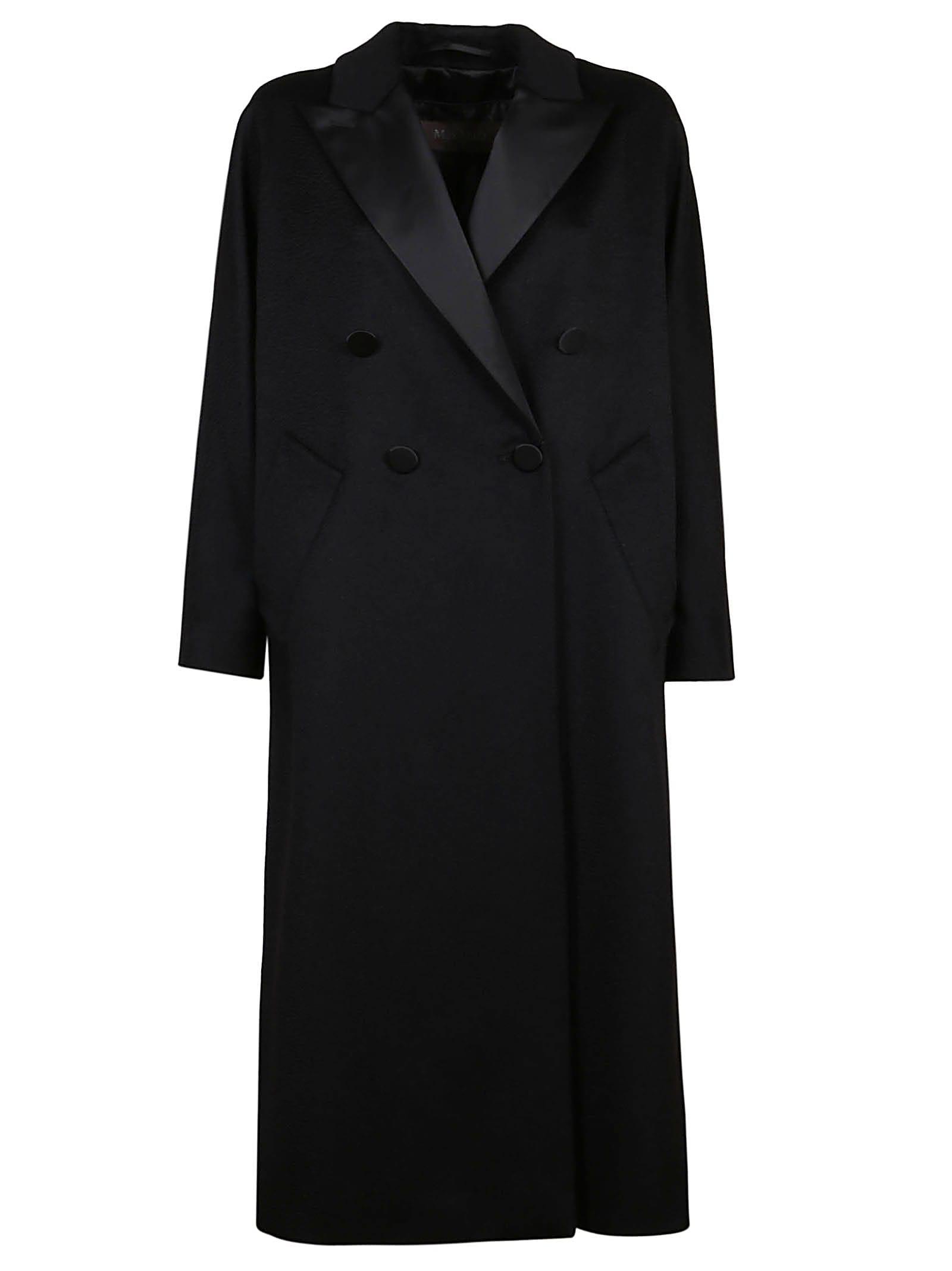 Black Camel Coat