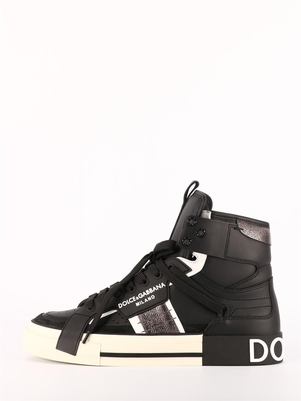 Dolce & Gabbana High tops CUSTOM 2.ZERO HIGH TOP SNEAKER
