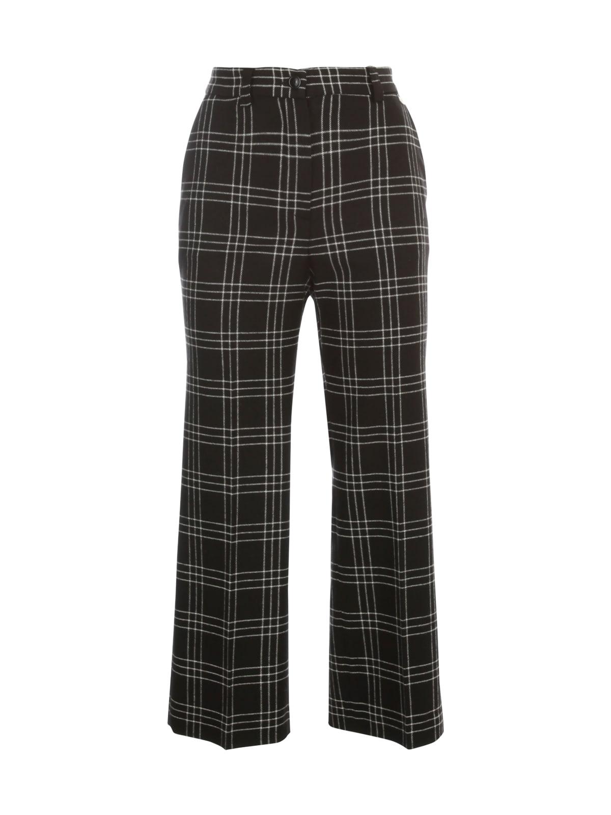 TwinSet Short Pants Check