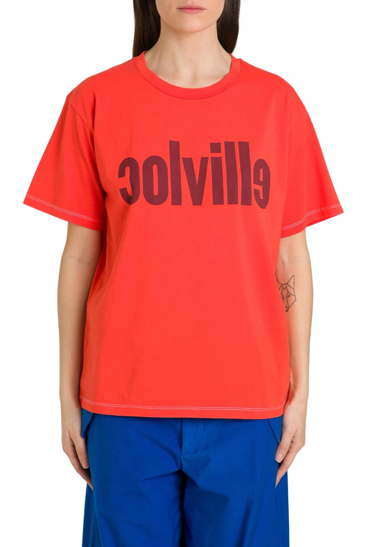Colville Mirror Logo Tee