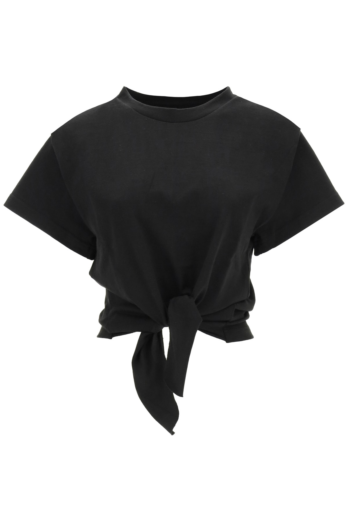 Isabel Marant BELITA T-SHIRT WITH KNOT