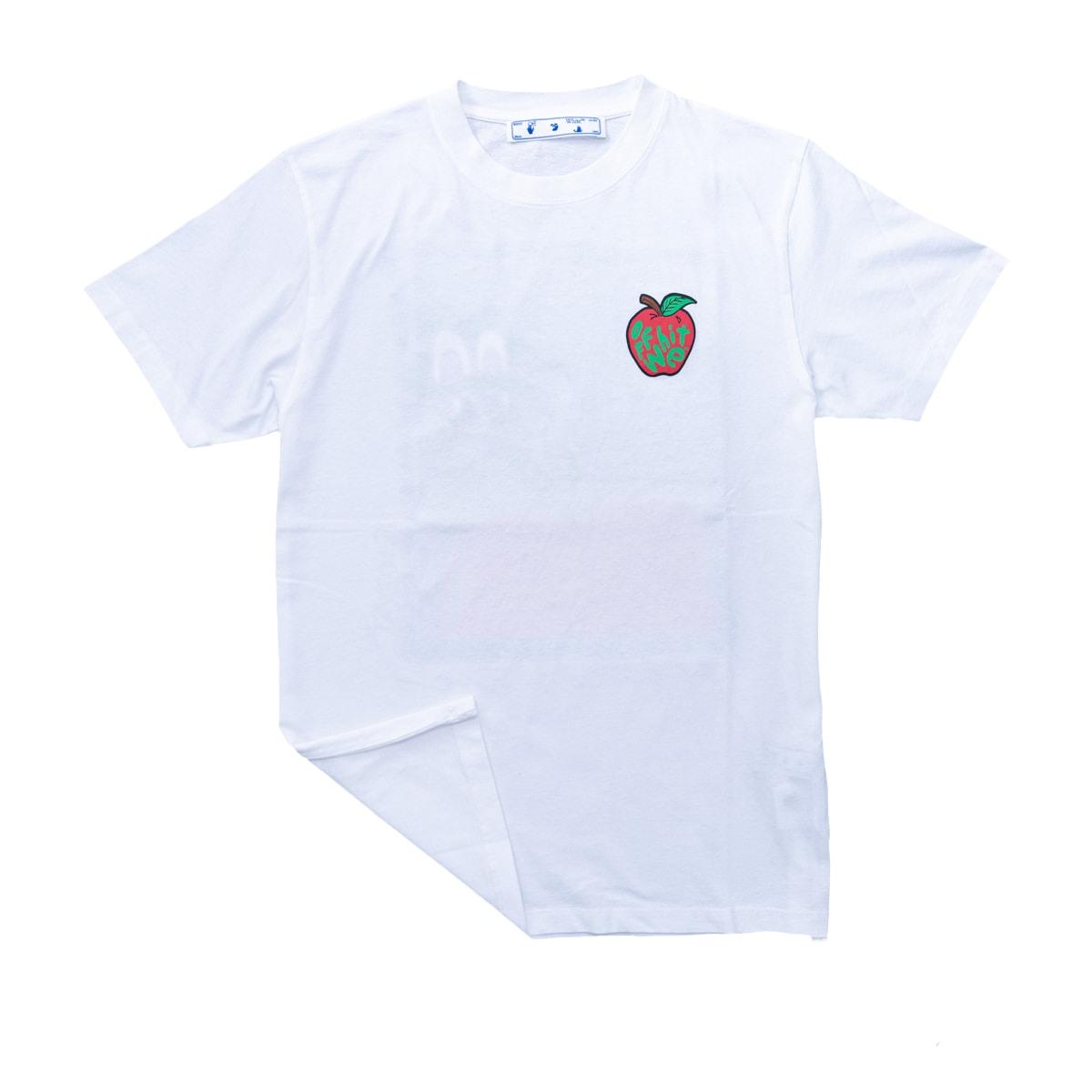 Off-White T-shirts OFF-WHITE OFF-WHITE COTTON T-SHIRT
