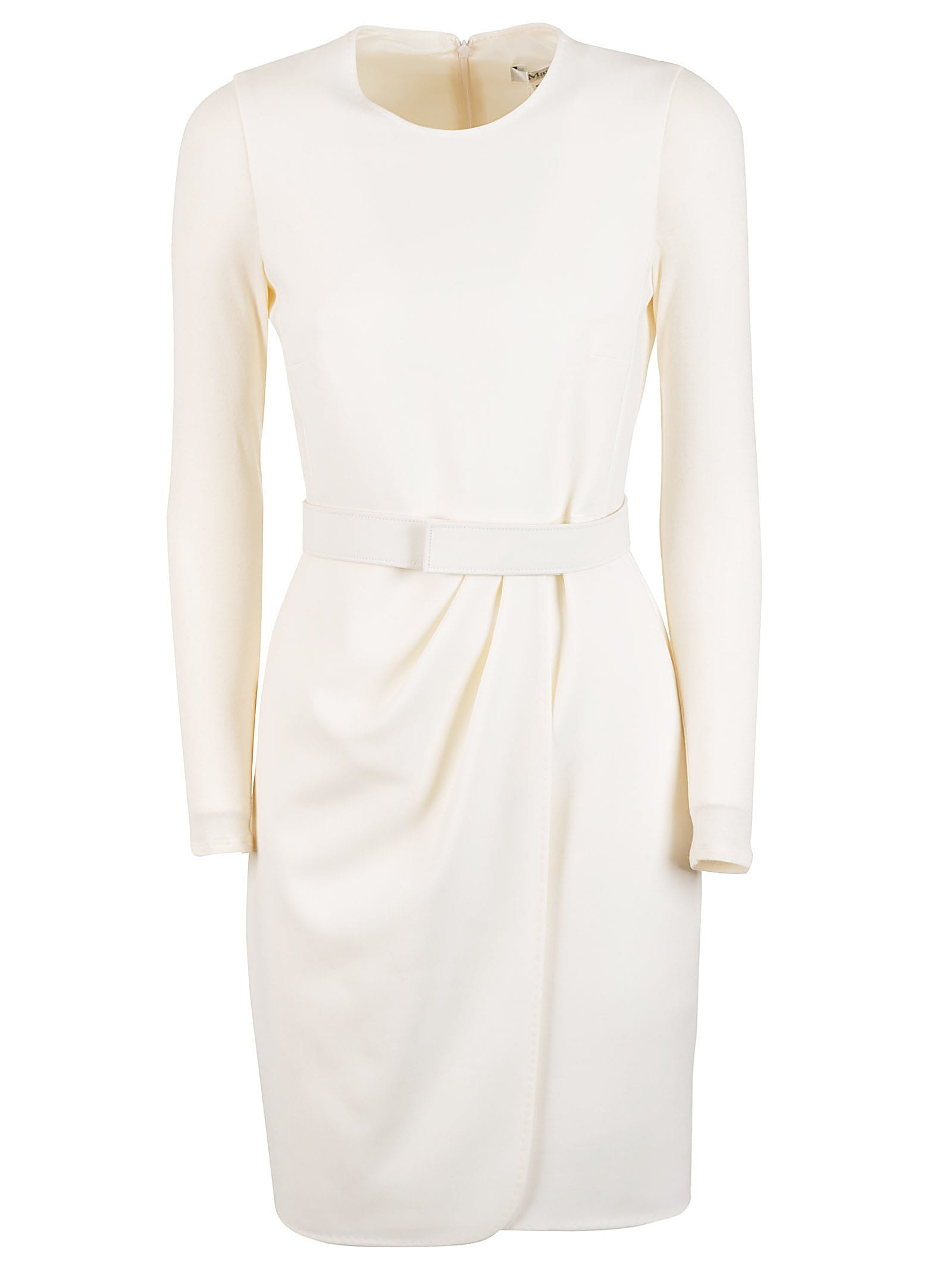Max Mara Rear Zipped Dress