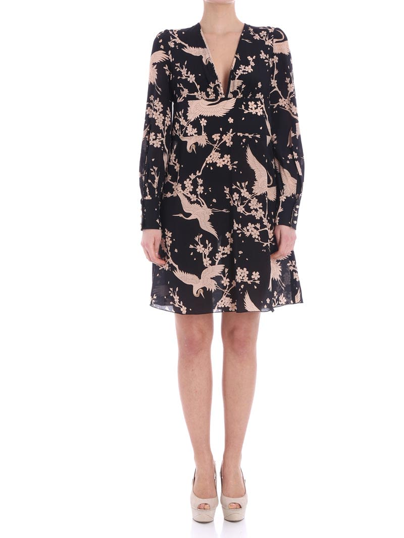 Buy N.21 Silk Dress online, shop N.21 with free shipping