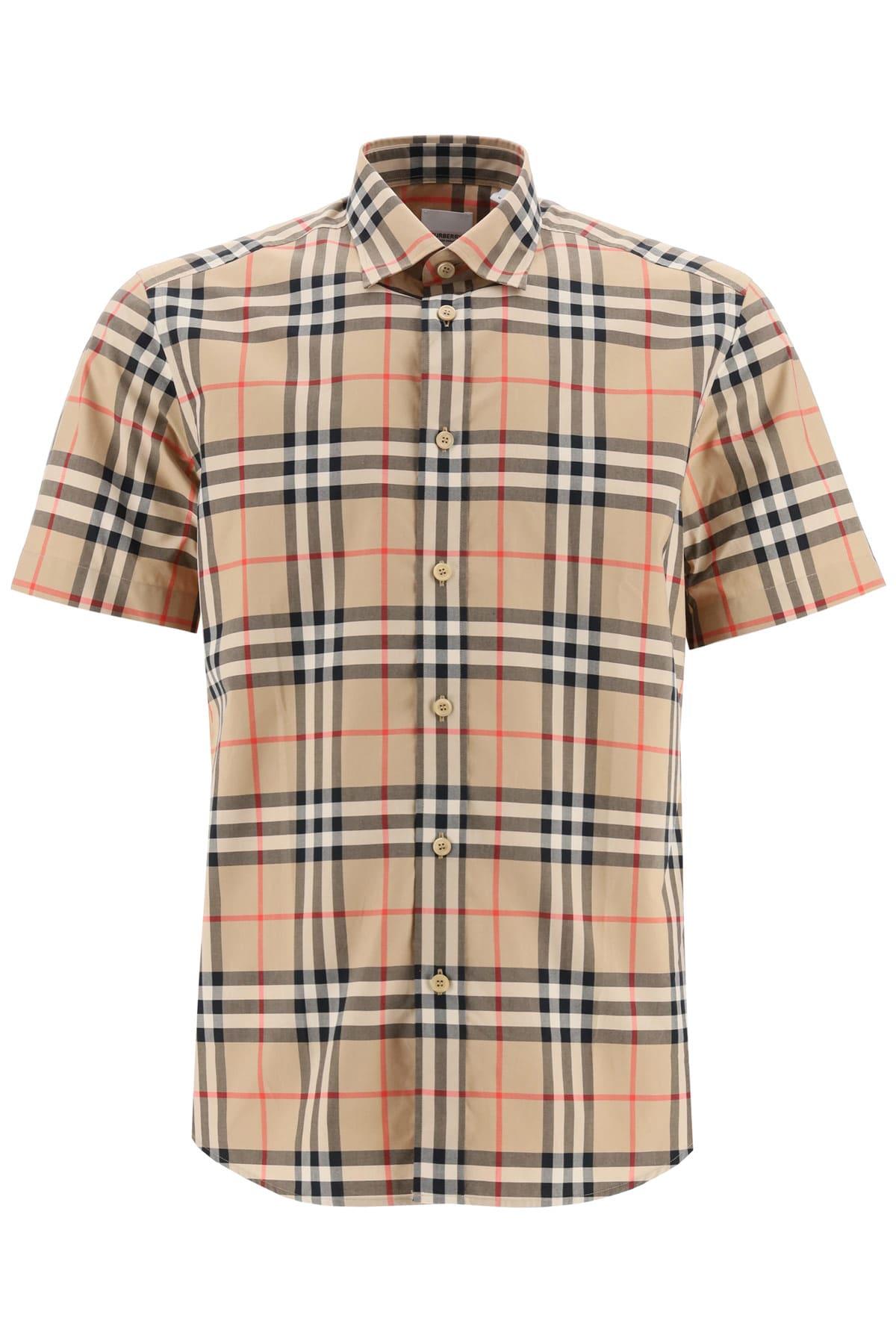 Caxton Shirt Vintage Check