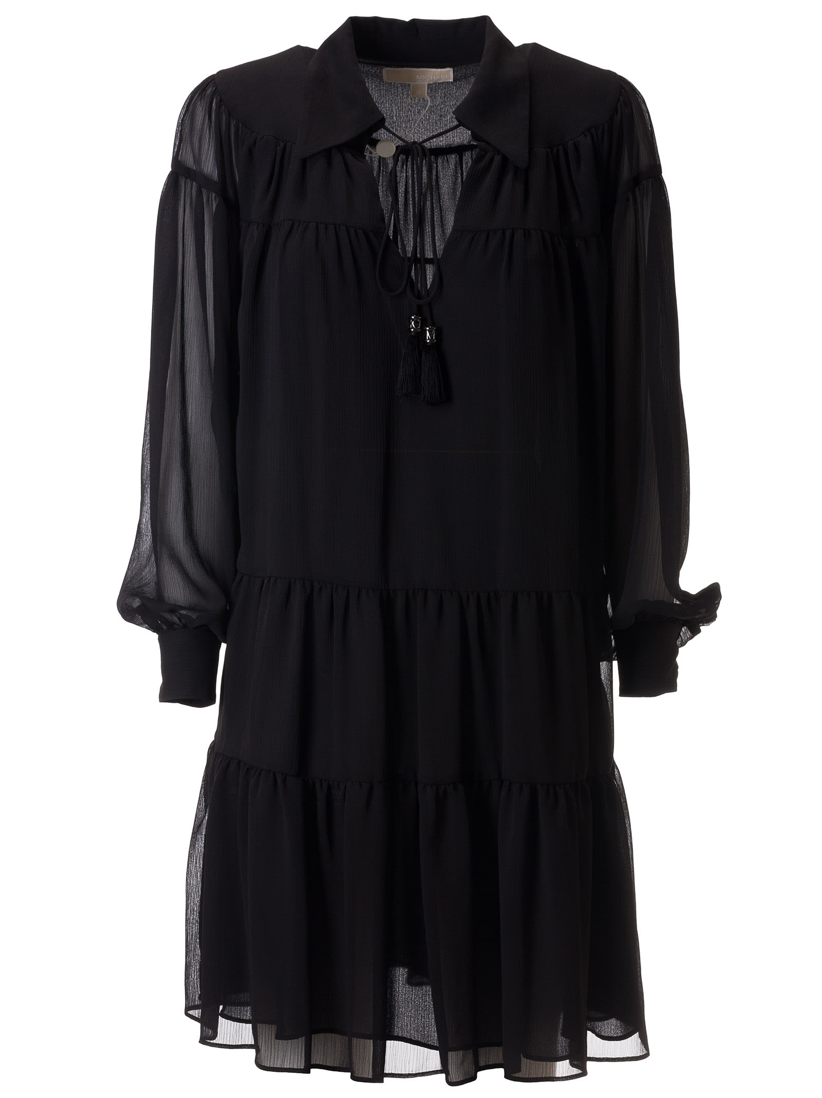Michael Kors Lace Insert Dress