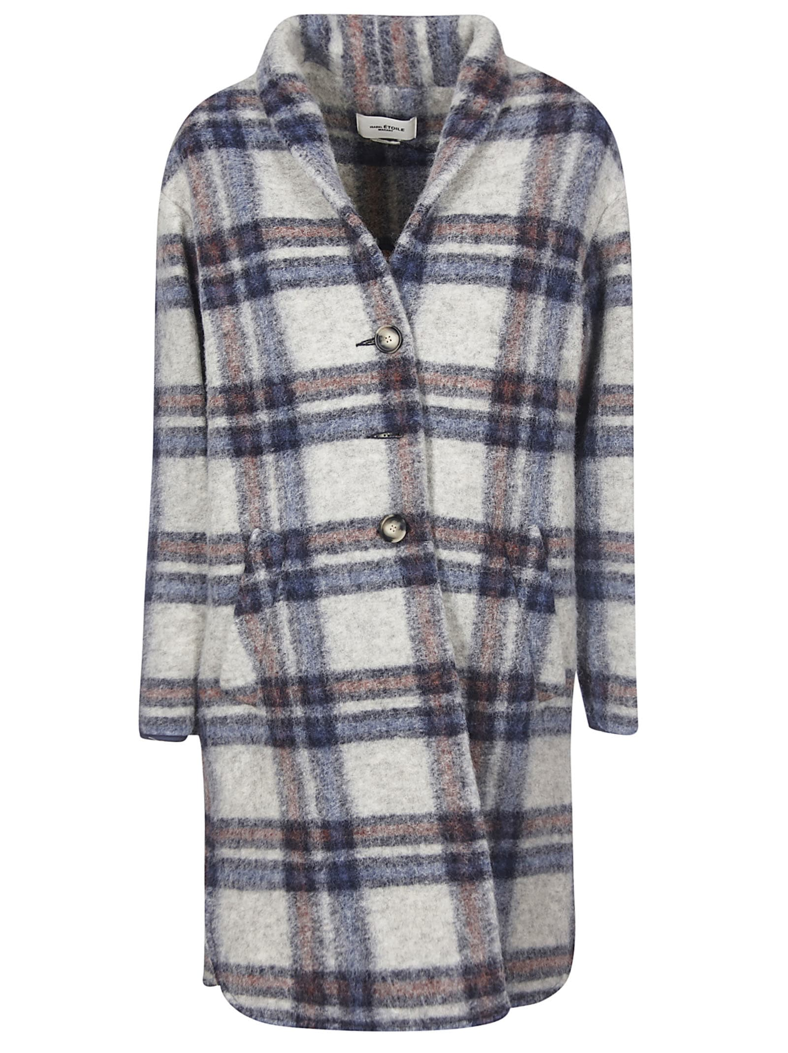 Isabel Marant Étoile Buttoned Coat