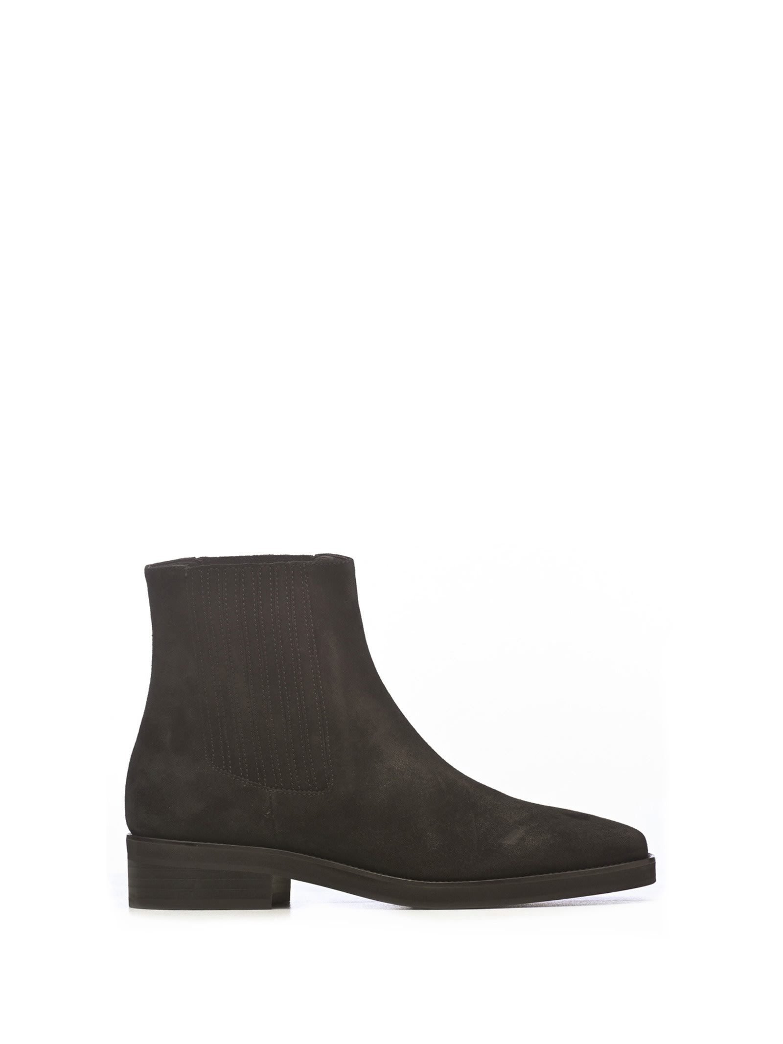 Janet & Janet Janet & janet Suede Ankle Boots