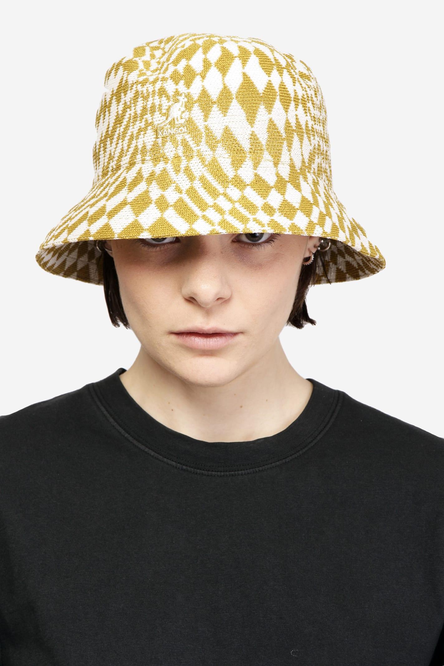 Warped Check Hats